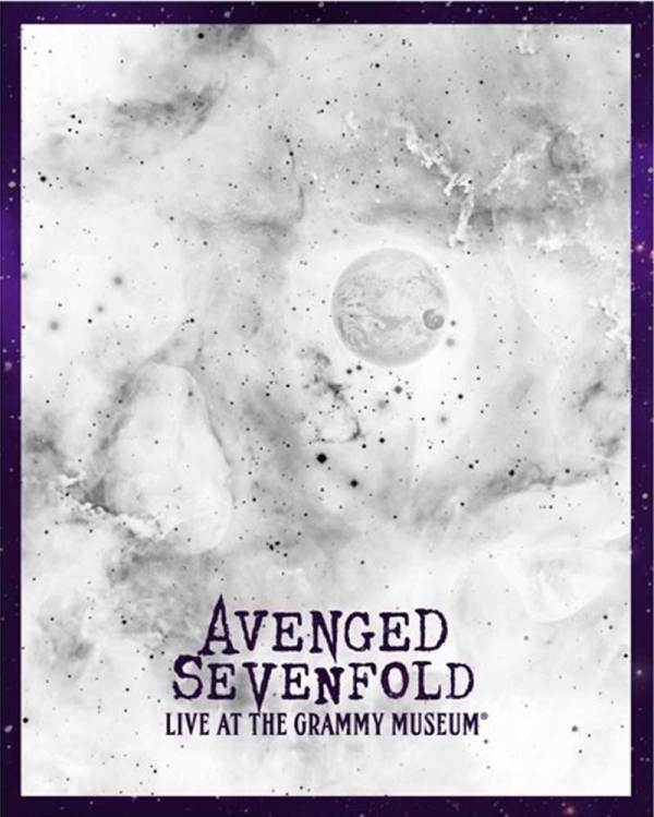 Avenged Sevenfold, álbum Live At The Grammy Museum