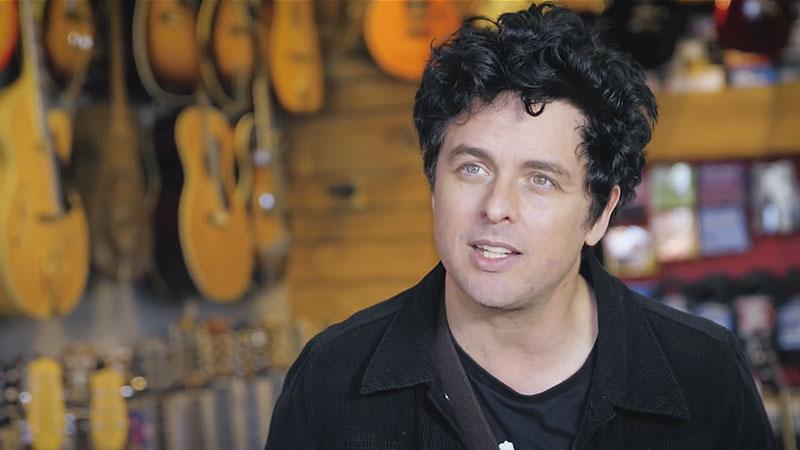 Green Day: Billie Joe está vendendo alguns equipamentos da banda