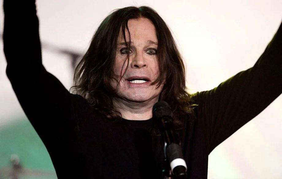 Ozzy Osbourne ajuda campanha contra leucemia