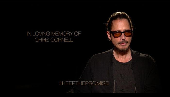Chris Cornell The Promise