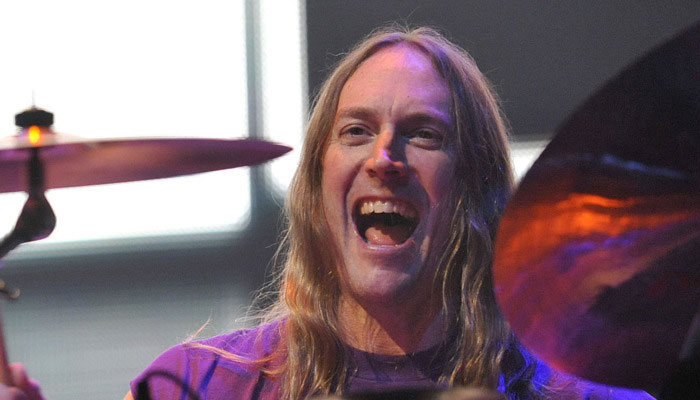 Danny Carey do Tool
