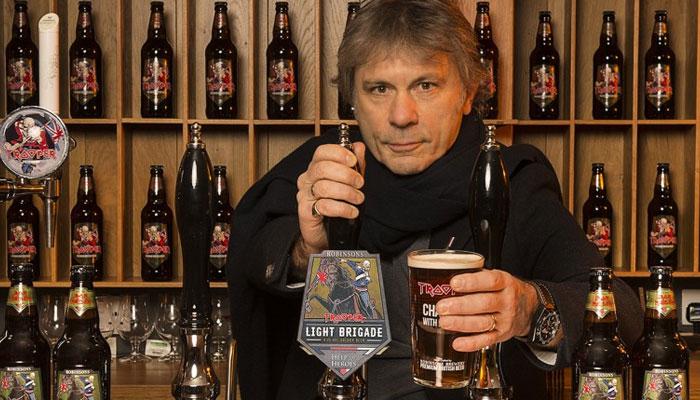 Iron Maiden irá lançar nova cerveja em parceria com ONG de soldados britânicos
