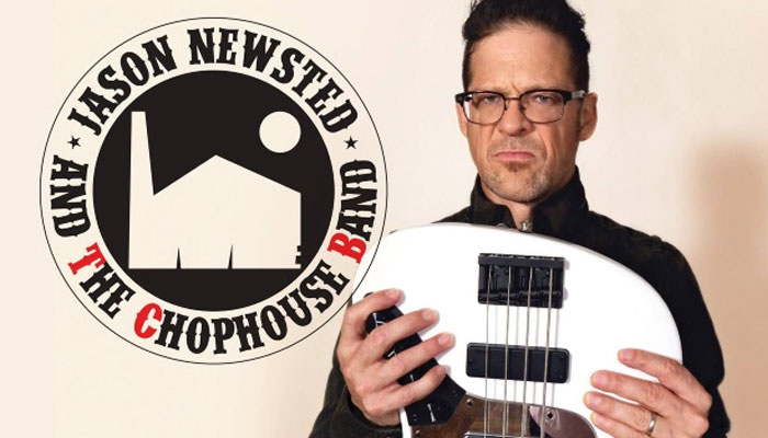 Jason Newsted e The Chophouse Band