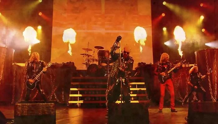 """Judas Priest divulga poderoso clipe de """"Lightning Strike"""""""