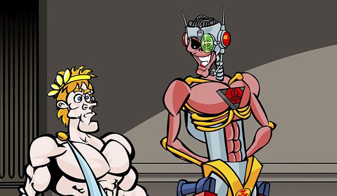 """Iron Maiden: Brasileiro cria animação temática para """"Alexander The Great"""""""