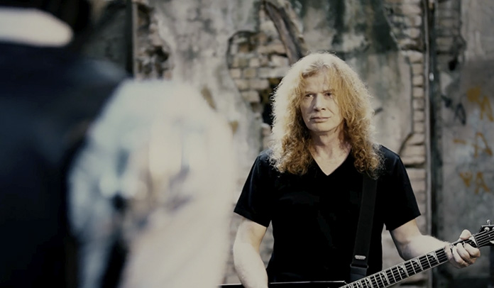 Clipe Lying in State do Megadeth