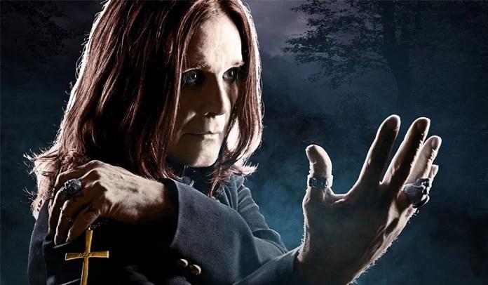 Promoção Ozzy Osbourne no Brasil