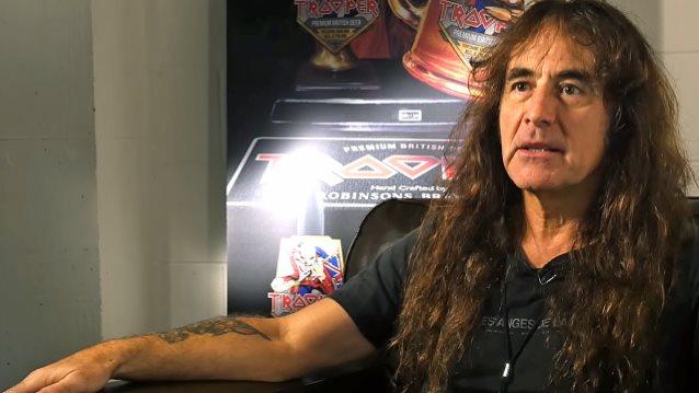 Steve Harris fala sobre Glen Tipton do Judas Priest