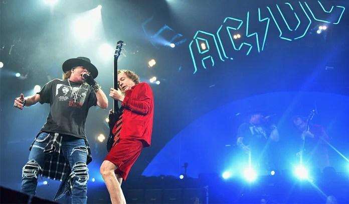 AC/DC Axl Rose