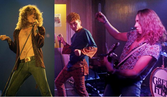 Pessoas não conseguem diferenciar Greta Van Fleet de Led Zeppelin