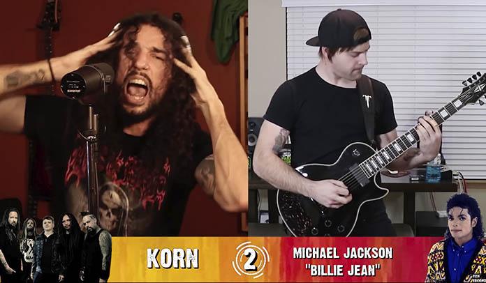 E se o KorRn cantasse Michael Jackson, Bee Gees e Prince?