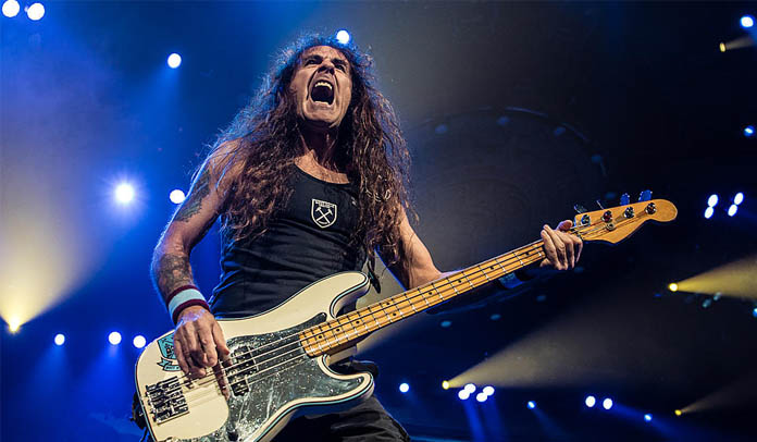 Steve Harris - Iron Maiden