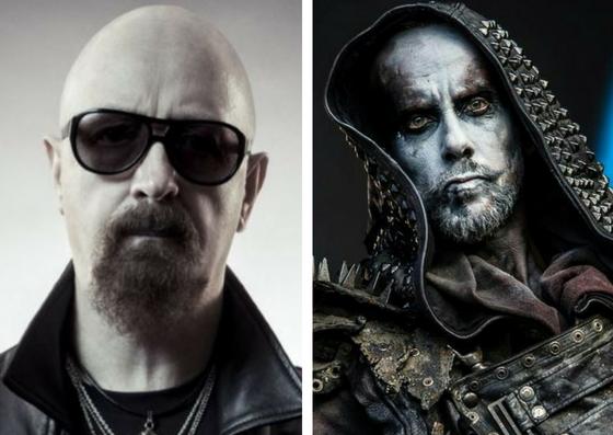 Judas Priest Behemoth