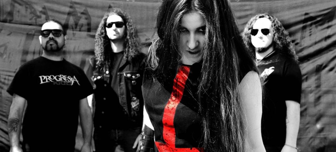 Torture Squad - mulheres no metal extremo