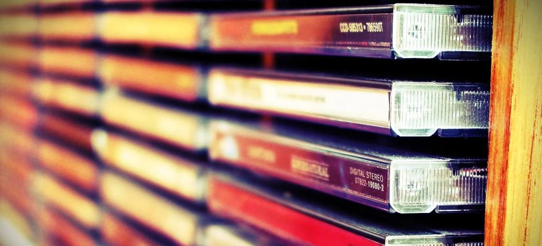 Venda de álbuns físicos
