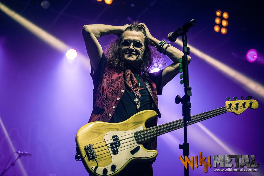 Glenn Hughes conquista público de São Paulo com clássicos do Deep Purple