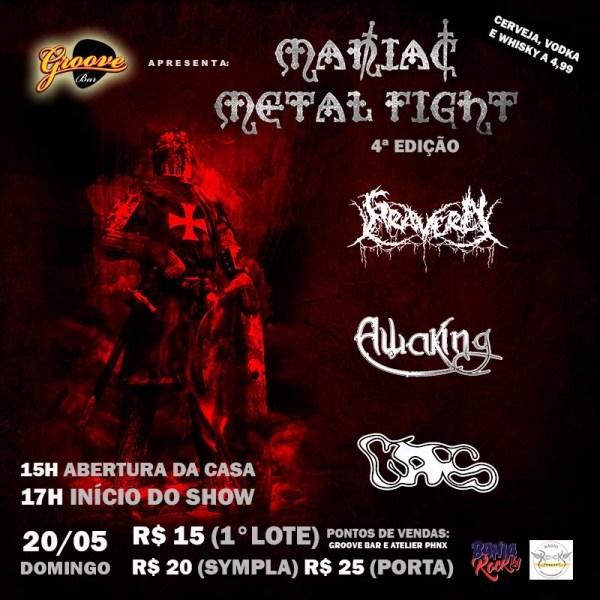 Metal Maniac Fight