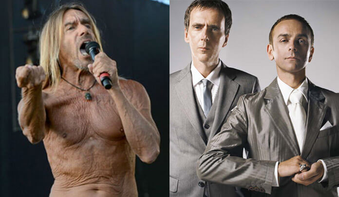 Iggy Pop e Underworld