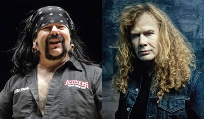 """Megadeth toca """"My Last Words"""" em homenagem a Vinnie Paul"""
