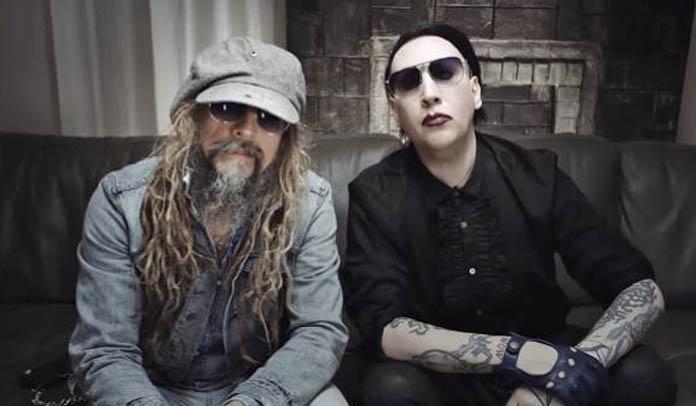 Marilyn Manson e Rob Zombie