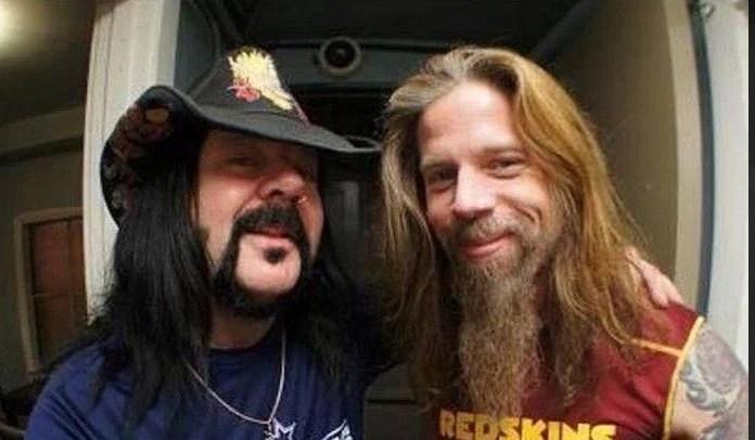 Chris Adler e Vinnie Paul
