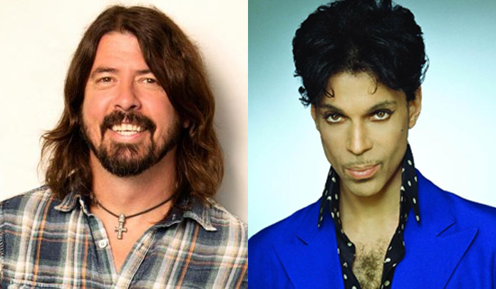"Dave Grohl lembra quando tocou ""Whole Lotta Love"" do Led Zeppelin com Prince"