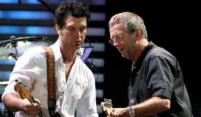 Eric Clapton e Doyle Bramhall II