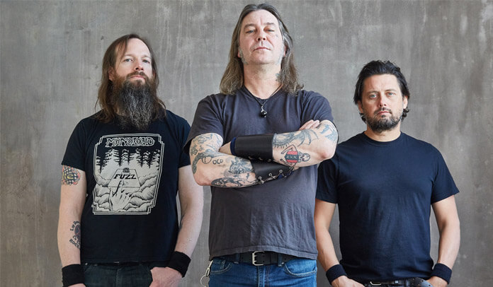 High On Fire: Des Kensel sai da banda