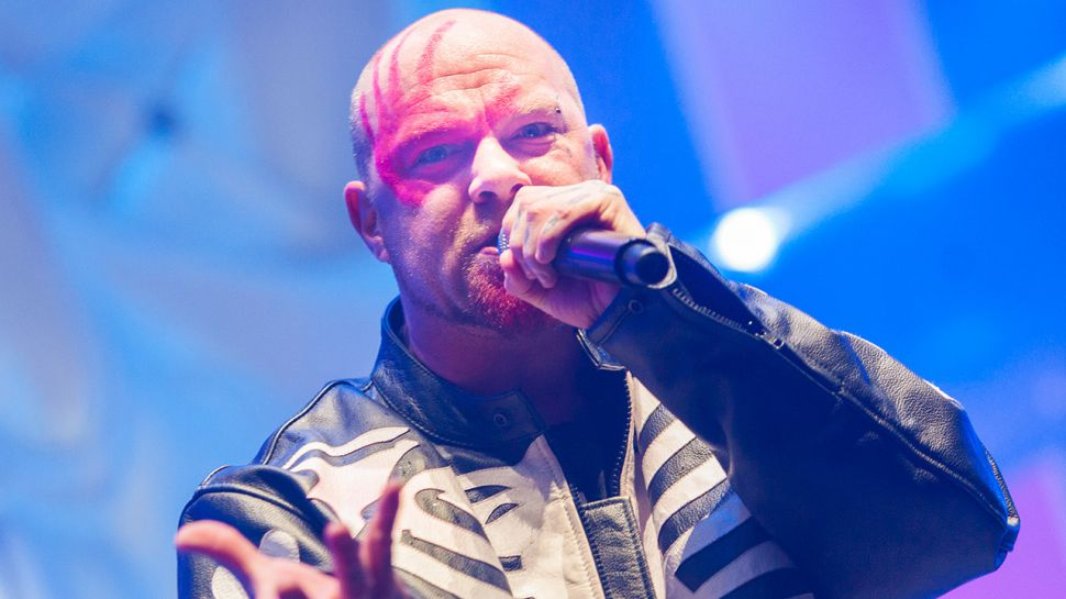 Five Finger Death Punch - Ivan Moody
