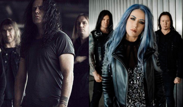 Kreator e Arch Enemy