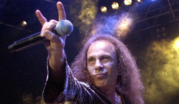 Ronnie James Dio holograma