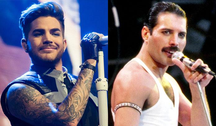 Brian May compara Adam Lambert ao icônico Freddie Mercury