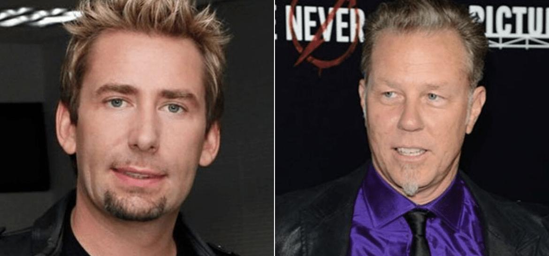 O dia em que Nickelback tocou um clássico do Metallica e deixou os fãs confusos