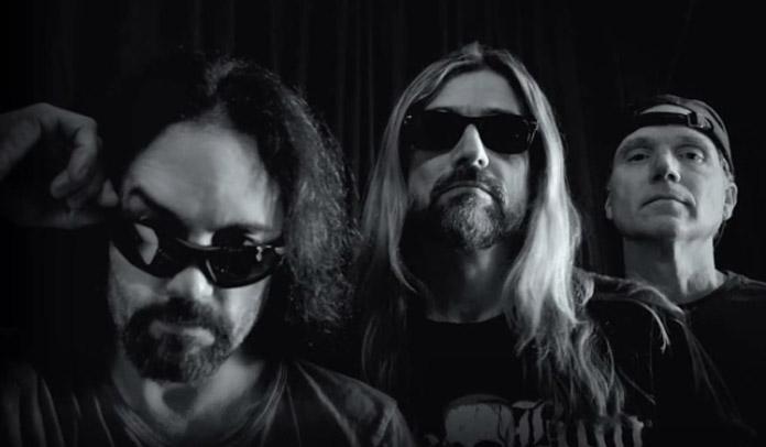 Megadeth: Nick Menza, James LoMenzo e Chris Poland