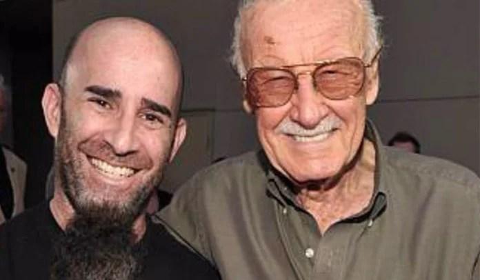 Músicos prestam homenagem à Stan Lee, lenda das HQ