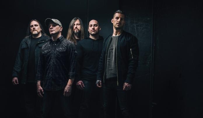 Banda All That Remains, em 2018
