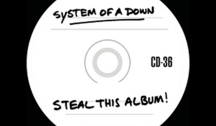 Steal This Album! do System Of a Down