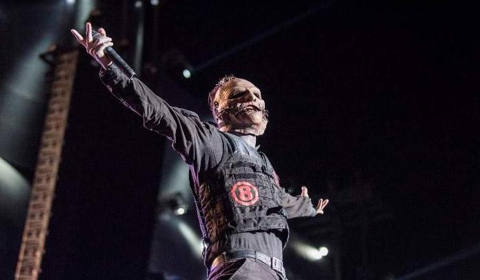 Corey Taylor do Slipknot