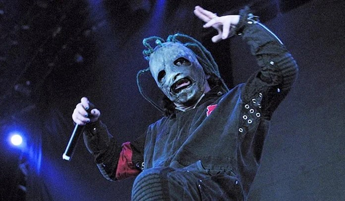 Corey Taylor do Slipknot