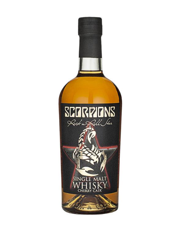 Scorpions lança marca de uísque, Rock 'N' Roll Star