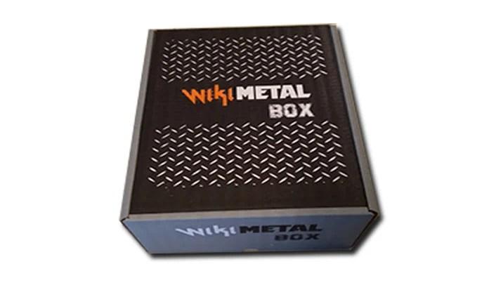 Wikimetal Box