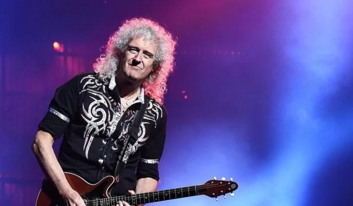 Brian May toca solo de Bohemian Rhapsody