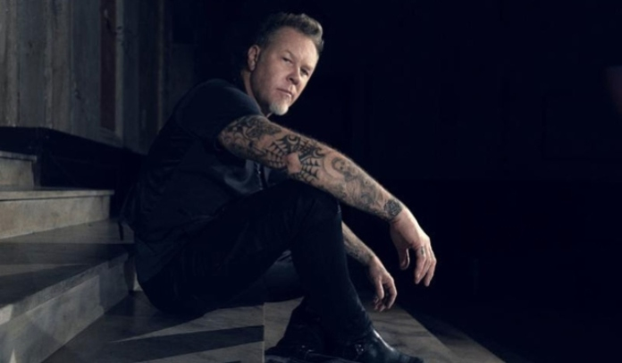 James Hetfield ator festival de sundance