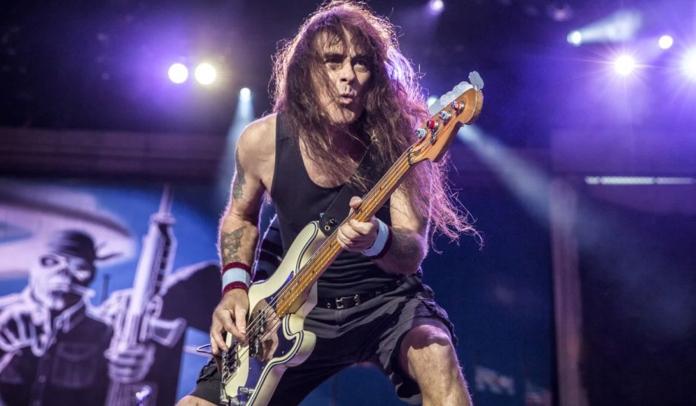 Steve Harris, do Iron Maiden
