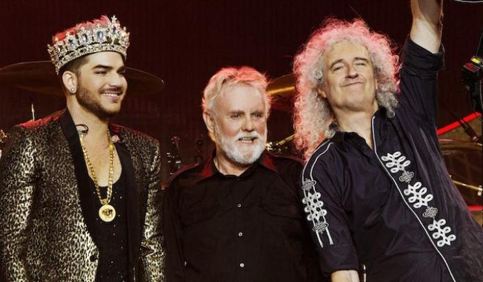 Queen e Adam Lambert lançarão documentário The Show Must Go On