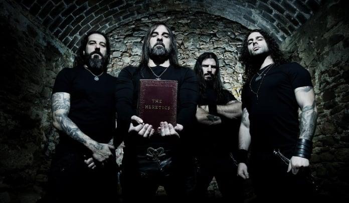 Rotting Christ Armageddon Metal Fest