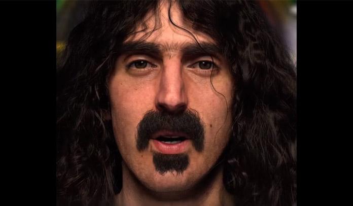 Frank Zappa: veja as primeiras imagens de holograma do músico