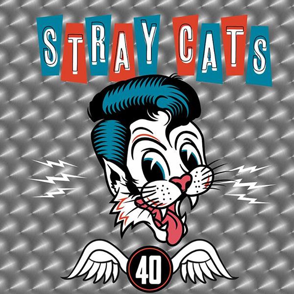 Stray Cats - 40