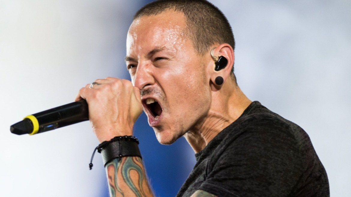 Chester Bennington insubstituível