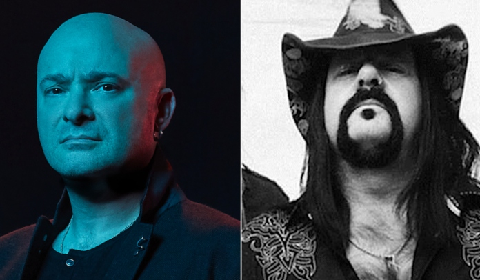 David Draiman e Vinnie Paul